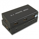 4-Port HDMI 1.3 Splitter